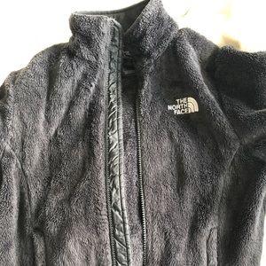 The North Face Jackets & Coats - black north face fleece jacket